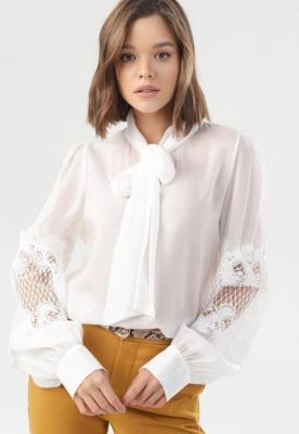 Biała Bluzka Nariria