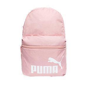 Różowy plecak Puma Phase z białym logo