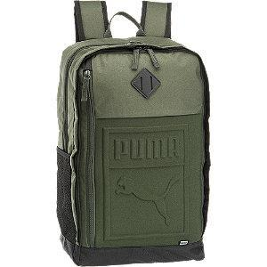 Zielony plecak Puma