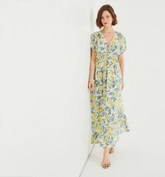 Sukienka ELEONOR - długa