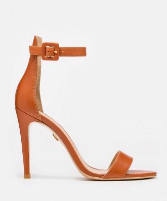 Rude sandały damskie