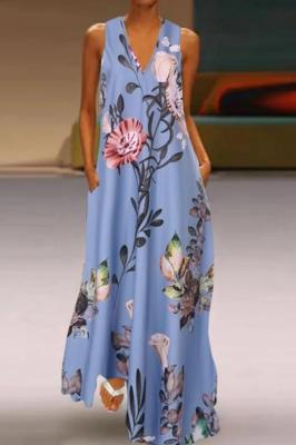 Sukienka VENSENA BLUE