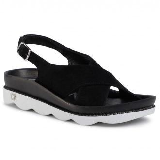 Sandały CARINII - B5346 063-000-000-D73