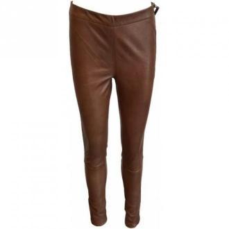 Onstage Skin laying Spodnie Brązowy Dorośli Kobiety Rozmiar: 46