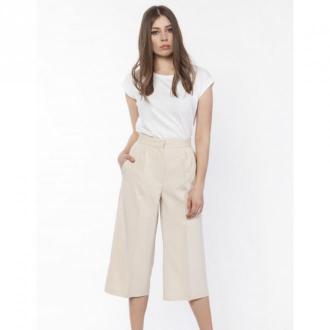Lanti Kuloty Sd118 Spodnie Beżowy Dorośli Kobiety Rozmiar: 38