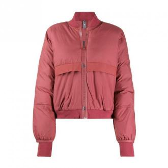 Adidas by Stella McCartney Winter Jacket Kurtki Czerwony Dorośli