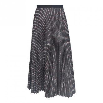 Miu Miu Skirt Spódnice Czarny Dorośli Kobiety Rozmiar: 42 IT