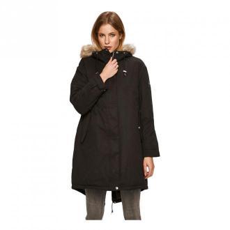 Calvin Klein Park Jacket Kurtki Czarny Dorośli Kobiety Rozmiar: M
