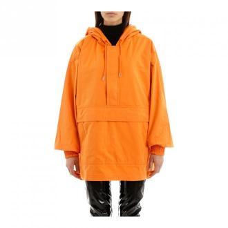 Calvin Klein Logo kurtka Kurtki Pomarańczowy Dorośli Kobiety Rozmiar: