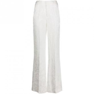 Dondup Trousers Spodnie Biały Dorośli Kobiety Rozmiar: 40 IT