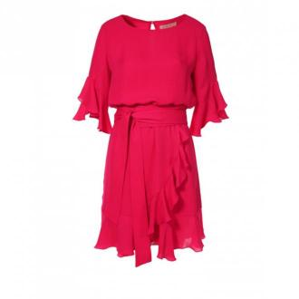 Aggi Sukienka Varya Virtual Pink Sukienki Różowy Dorośli Kobiety