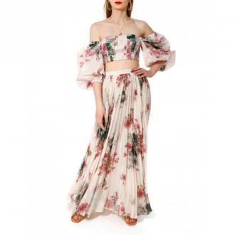 Aggi Spódnica Jasmine Bridal Blush Spódnice Różowy Dorośli Kobiety