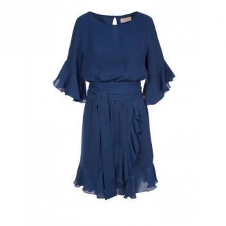 Aggi Sukienka Varya Mood Indygo Sukienki Niebieski Dorośli Kobiety