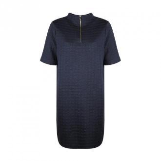 Tommy Hilfiger Sukienka 'Lorenza' Sukienki Niebieski Dorośli Kobiety