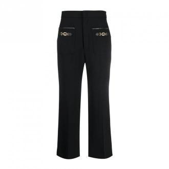 Gucci trousers Spodnie Czarny Dorośli Kobiety Rozmiar: 42 IT