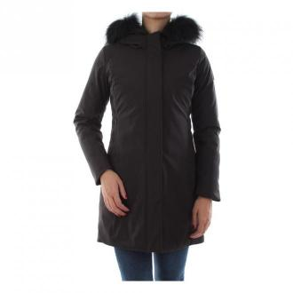 BomBoogie Bomboogie Cw085P T AC5 Jacket AND Jackets Women Nero Kurtki