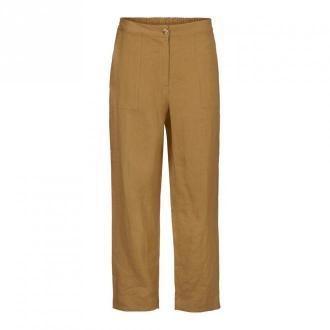 Masai Patinas Trousers Spodnie Brązowy Dorośli Kobiety Rozmiar: M