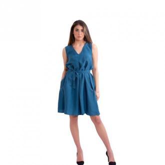 Marella dress Sukienki Niebieski Dorośli Kobiety Rozmiar: M - 44 IT