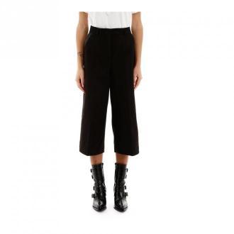 Pinko Necci culotte pants Spodnie Czarny Dorośli Kobiety Rozmiar: 38