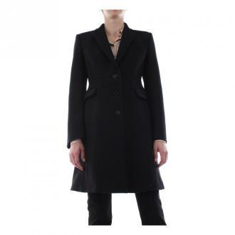 Pinko Smentire 1 Jacket i kurtki Płaszcze Czarny Dorośli Kobiety