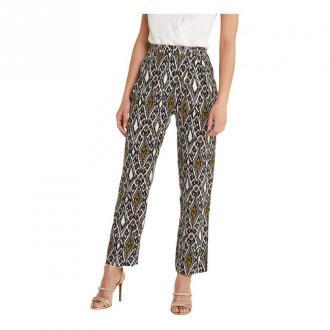 Patrizia Pepe 2P1222/a7B7 trousers Spodnie Czarny Dorośli Kobiety