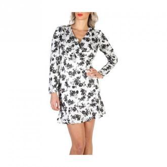 Guess sukienka Sukienki Biały Dorośli Kobiety Rozmiar: M