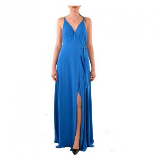Guess Marciano Sukienka Sukienki Niebieski Dorośli Kobiety Rozmiar: S