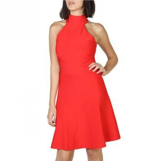 Guess Sukienka - 82G795_5417Z Sukienki Czerwony Dorośli Kobiety