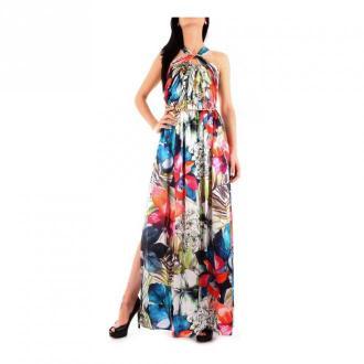 Guess Marciano Sukienka 0Gg73Z9239Z Sukienki Niebieski Dorośli Kobiety
