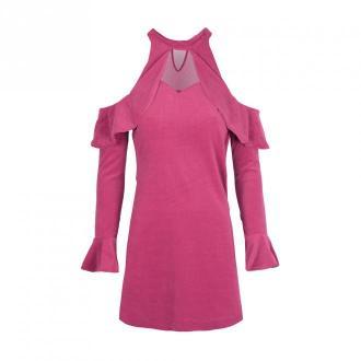 Guess Sukienka 'Nerissa' Sukienki Różowy Dorośli Kobiety Rozmiar: XS -