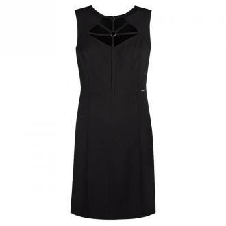 Guess Sukienka Rita Sukienki Czarny Dorośli Kobiety Rozmiar: S