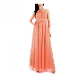 Guess Marciano 02G7699277Z Dress wędkarski Sukienki Pomarańczowy