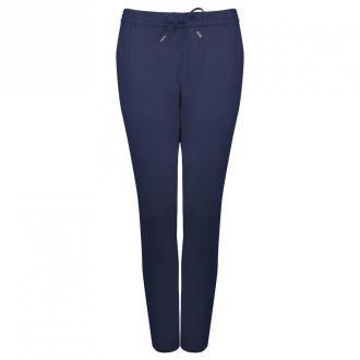 """Gant Spodnie """"Summer Linen"""" Spodnie Niebieski Dorośli Kobiety Rozmiar:"""