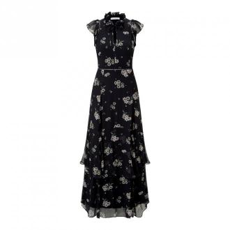 Maxi Volant Dress