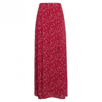 IVY & OAK Długa spódnica Spódnice Czerwony Dorośli Kobiety Rozmiar: 32