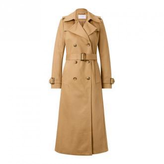 IVY & OAK Classic Trenchcoat Płaszcze Beżowy Dorośli Kobiety Rozmiar: