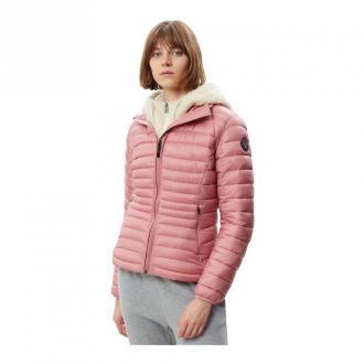 Napapijri Aerons WOM ST Np000Ixg Jacket Kurtki Różowy Dorośli Kobiety