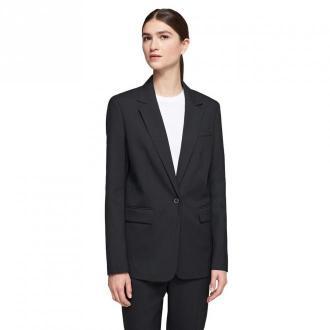Karl Lagerfeld Marynarka Kurtki Czarny Dorośli Kobiety Rozmiar: 42