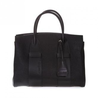 Miu Miu Madras leather handbag Torby Czarny Dorośli Kobiety Rozmiar: