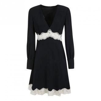 Miu Miu Dress Sukienki Niebieski Dorośli Kobiety Rozmiar: XS - 40 IT