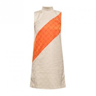 Sukienka z logo