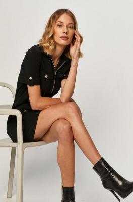 Answear Lab - Sukienka jeansowa