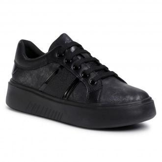 Sneakersy GEOX - D Nhenbus A D048DA 0PVBU C9999 Black