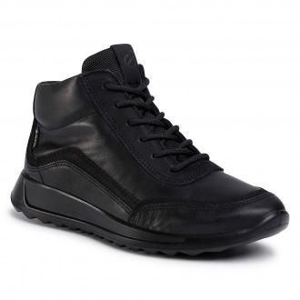 Sneakersy ECCO - Flexure Runner W 29237351052 Black/Black