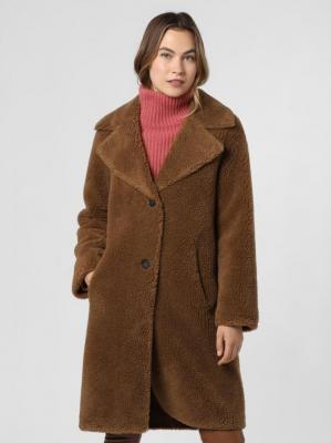 s.Oliver - Damski płaszcz dwustronny, beżowy