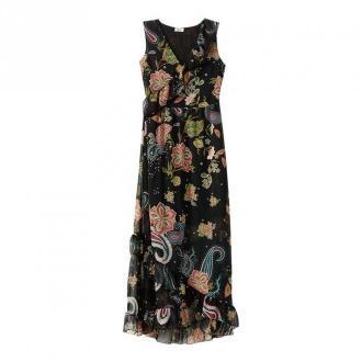 Liu Jo Liu Jo Jeans Sukienka Czarna Sukienki Czarny Dorośli Kobiety