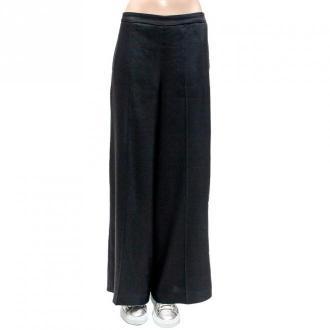 Les Copains Pants Spodnie Czarny Dorośli Kobiety Rozmiar: 40 IT