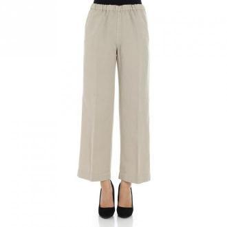 QL2 Quelledue Trousers Spodnie Szary Dorośli Kobiety Rozmiar: 38 IT