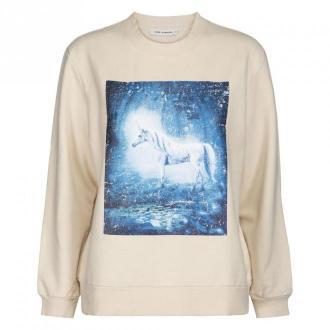 Sofie Schnoor Bluza Swetry i bluzy Beżowy Dorośli Kobiety Rozmiar: S