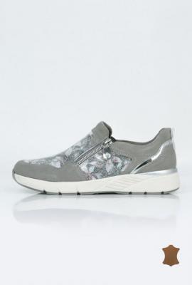 Sportowe buty z delikatnym wzorem